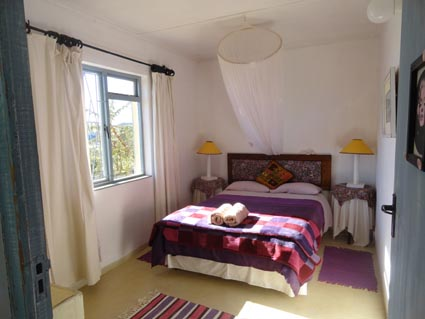 Gumtree Cottage front bedroom